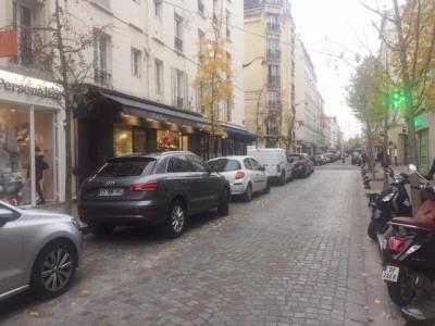 Contrato de compra e venda - Loja - 115 m2 - Levallois Perret - Photo