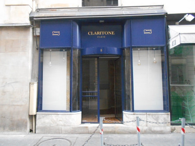 Location Boutique Paris 1er
