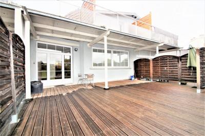 Appartement T4 avec 2 terrasses