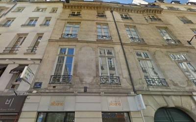 Vente Bureau Paris 1er
