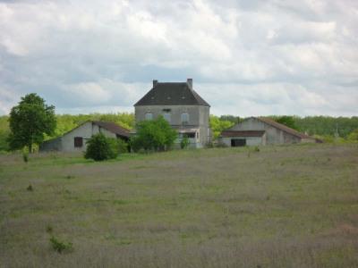 Corps de ferme 49 ha Puy l'Eveque