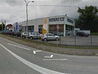 Location Boutique Pontcharra