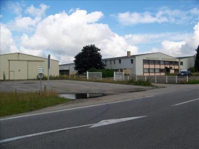 Location Local d'activités / Entrepôt Bourg-Achard