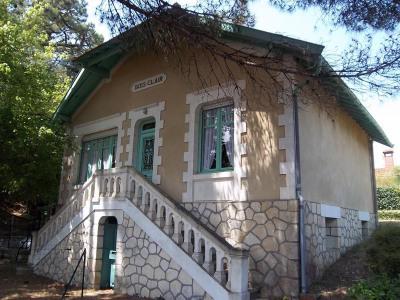 Maison années 30 avec jardin