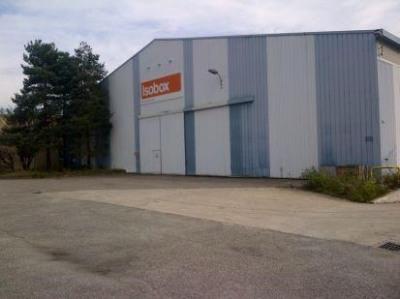 Vente Local d'activités / Entrepôt Pontcharra