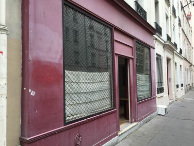 Vente Local commercial Paris 14ème