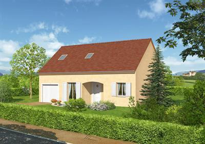 Maison  5 pièces + Terrain 500 m² Bressey sur Tille par Top Duo Dijon