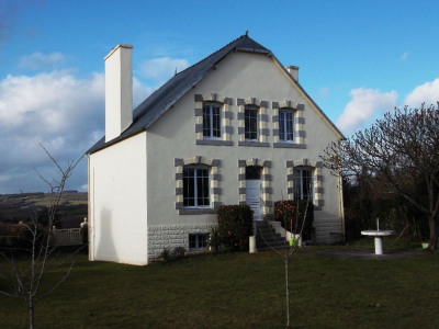 vente Maison / Villa Lannedern