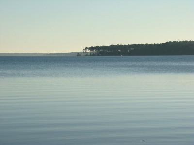 Un petit coin de paradis au bord du lac