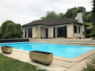 Maison Saint-Chef 108 m²