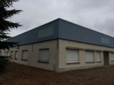 Vente Local d'activités / Entrepôt Montlouis-sur-Loire