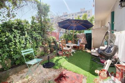 Life annuity apartment Marseille 8ème