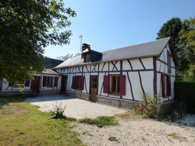 Maison ancienne 10 Min de Fleury sur Andelle 2 ch