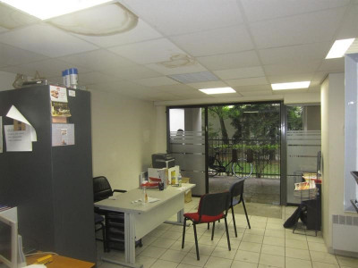 Location Bureau Paris 19ème