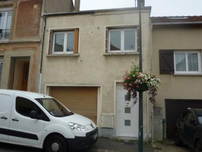 Maison de ville Saulx les chartreux 3 pièces 52,11 M²