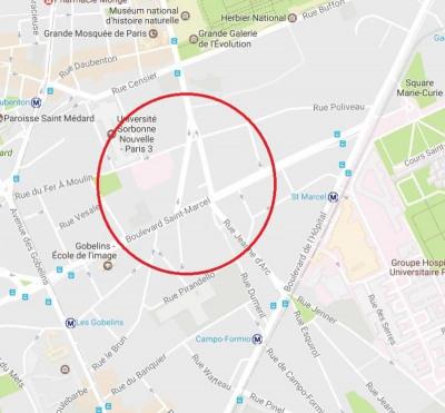 Vente Boutique Paris 5ème