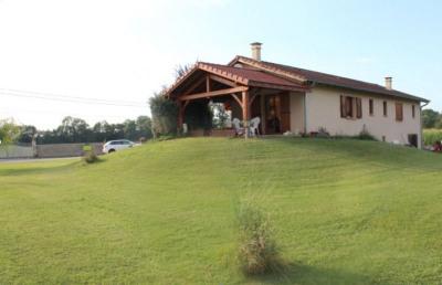 Pavillon plain pied de 105 m²