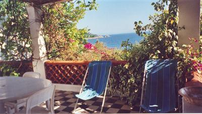 Location vacances appartement Cavalière - le lavandou 600€ - Photo 1