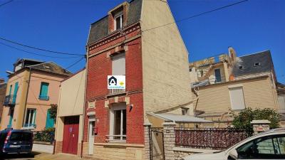 Vente - Maison de ville 3 pièces - 57 m2 - Mers les Bains - Photo