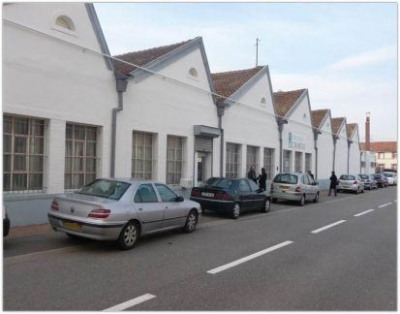 Location Local d'activités / Entrepôt Issenheim