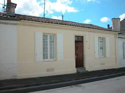 Life annuity - Town house 4 rooms - 72 m2 - Cognac - Photo