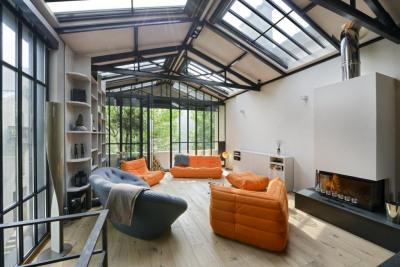 Architectenwoning 6 kamers