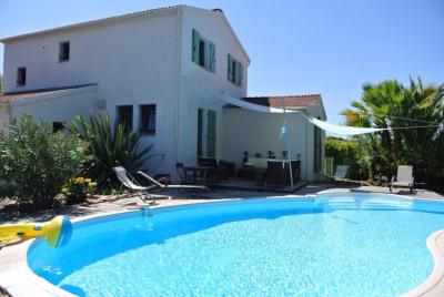 Villa T6 avec piscine Porticcio