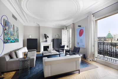 Paris 8th District – An exceptional near 250 sqm apartment.