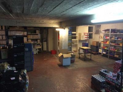 Vente Local d'activités / Entrepôt Noisy-le-Sec
