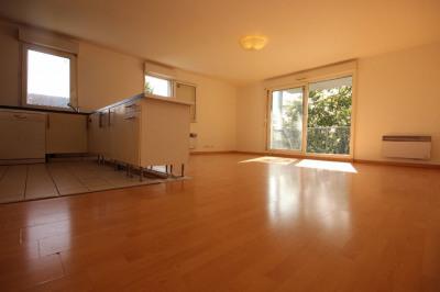 Sale - Apartment 3 rooms - 66.61 m2 - Aubervilliers - Photo