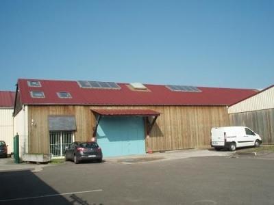 Location Local d'activités / Entrepôt Caudebec-lès-Elbeuf 0