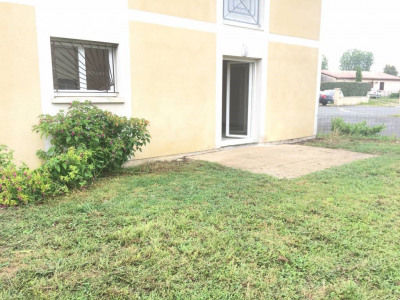 Appartement au rez-de-chaussée avec jardin T3 78m²