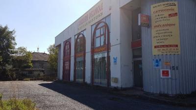 Location Local d'activités / Entrepôt Bègles