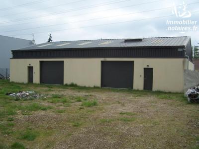 Vente Local d'activités / Entrepôt Porcheville