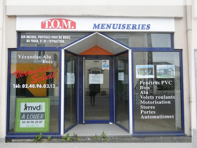 Local commercial Ancenis 2 pièce (s) 54 m²