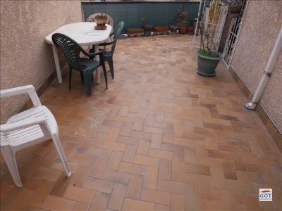 Mdv garage et terrasse