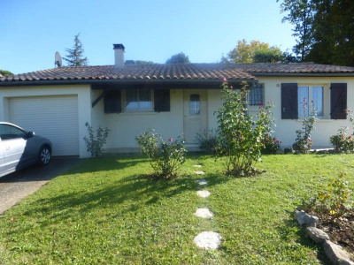 Maison contemporaine, 90 m² - Fumel (47500)