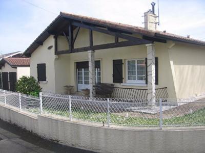 Maison plus appart T2 Dax, 80 m² et 30 m²