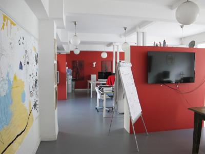 Bureaux 105 M² Cité Paradis