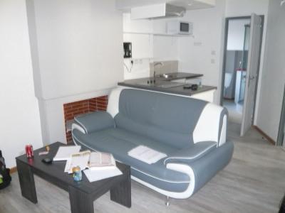 appartement T2 meublé de 32,87 m²