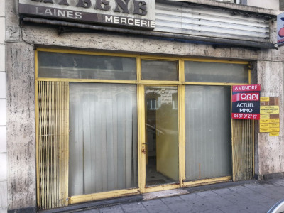 Local commercial Nice 26 m²
