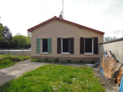 vente Maison / Villa Le plessis brion