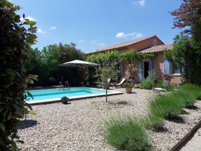 Maison avec piscine sur 500 m² de terrain clos et arboré