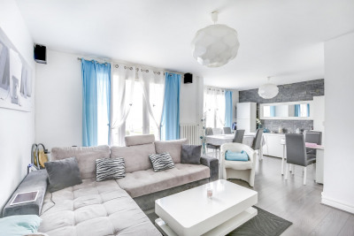 Appartement Decines Charpieu 3 pièce (s) 57.59 m²