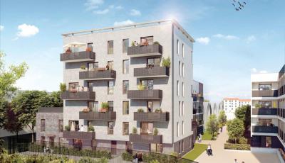 Vente neuf programme Saint-Denis