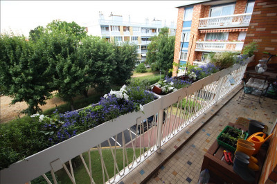 Appartement T4 - vitry