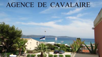 Appartement T 2 à Cavalaire à quelques pas de la mer