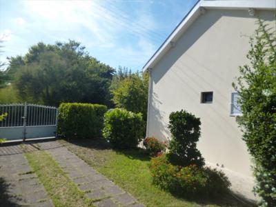 Maison 3 CH garage jardin