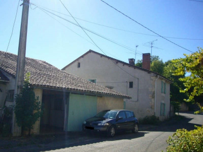 Maison, garage, jardin