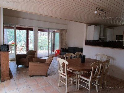 Vacation rental house / villa Lacanau ocean 455€ - Picture 3